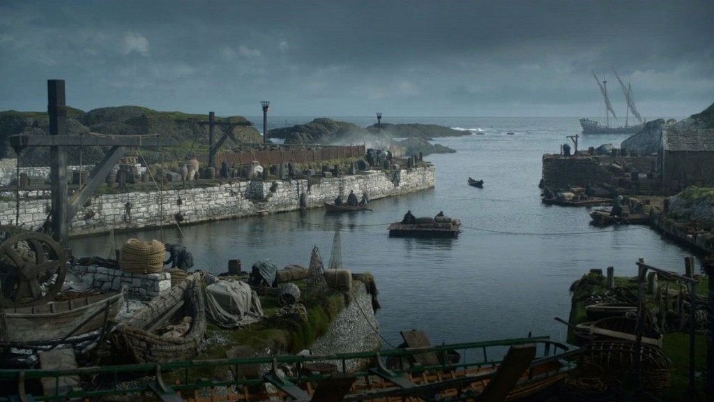 port-iles-de-fer-game-of-thrones Saint Patrick https://lhistoiredusoir.com