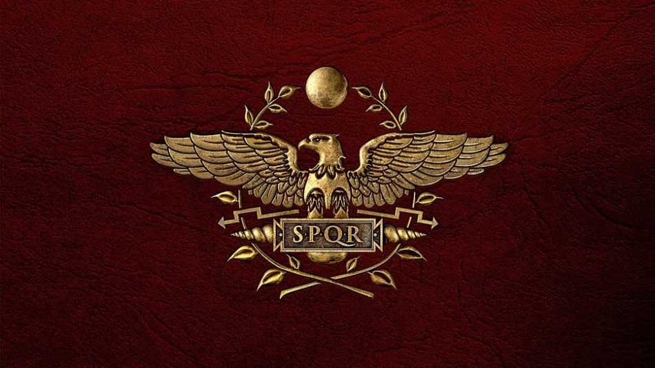 symbol empire romain