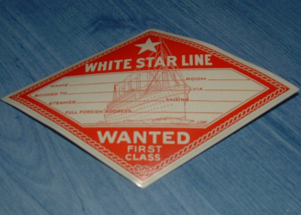 white star plaque